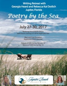 Poetry by the Sea Retreat